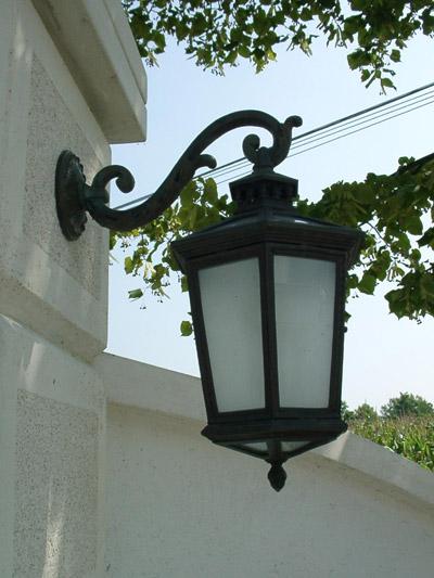 Illuminazione interni ed esterni in ottone r2 officina - Lanterne esterno ...