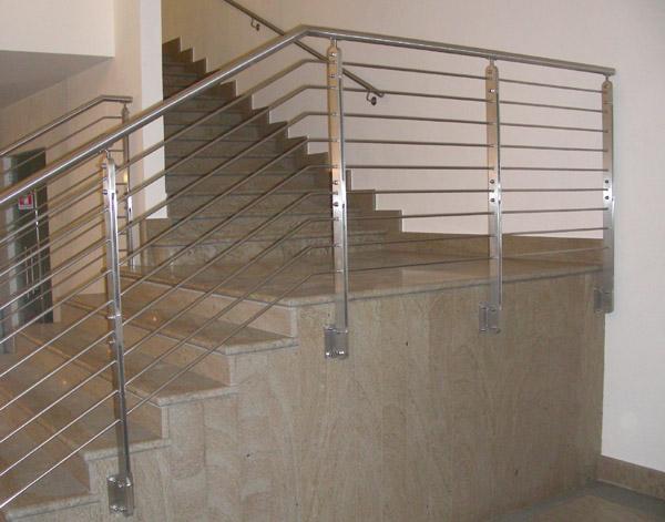 Estremamente Scale per interno ed esterno e Corrimano in ferro battuto ed  BR61