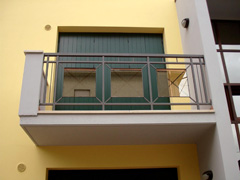 Cancelli, ringhiere & recinzioni, porte, portoni, scale, inferriate ...